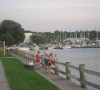 Municipal Marina in Whitehall MI