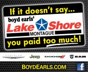 Lakeshore Chrysler Jeep Dodge Ram - Montague, MI