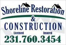 Shoreline Restoration & Construction - Montague, MI
