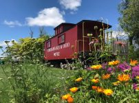 The Caboose Museum - Whitehall, MI