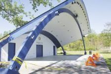 Montague Band Shell - Montague, MI