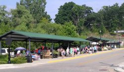 Farmer's Market - Montague, MI